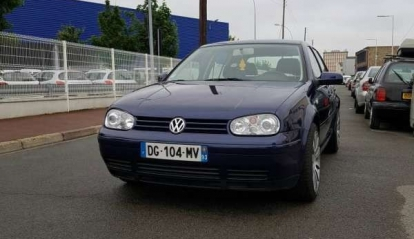Volkswagen Golf IV TDI 1999