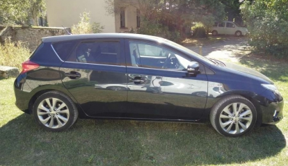 Toyota Auris hybride Style 2013