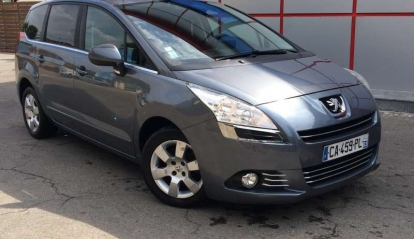 Peugeot 5008 Business Pack 2.0 L 2012
