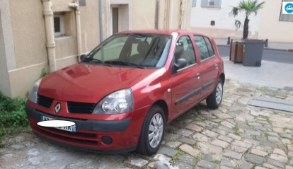 Renault Clio 2 Phase 2 2005
