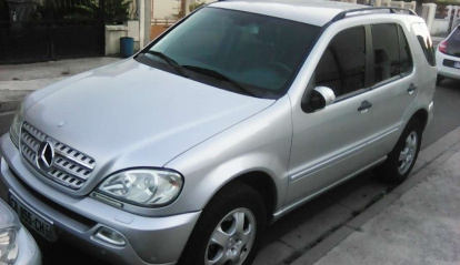 Merceces ML 270 CDI 2005