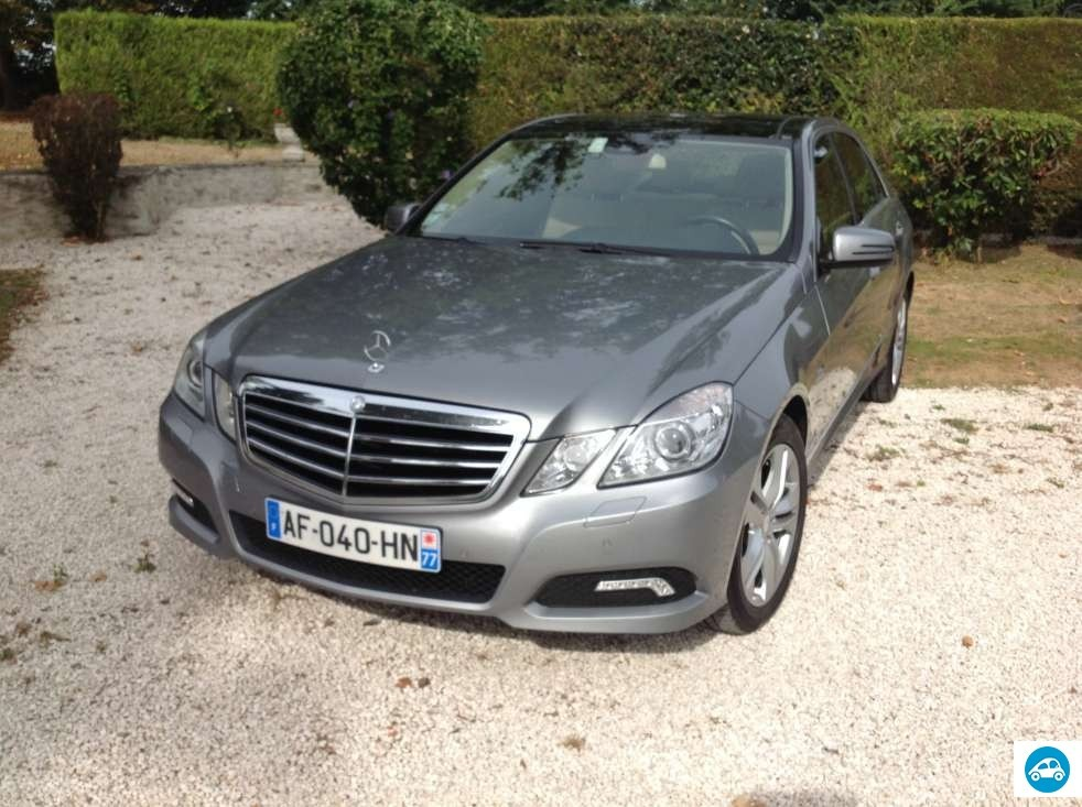Mercedes E350 CDI 4Matic Avantgarde 2009