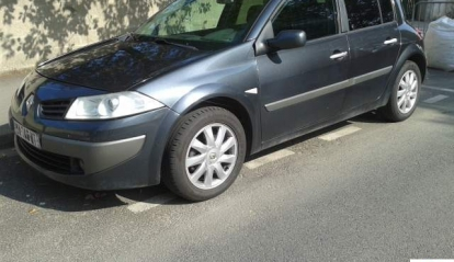 Renault Megane II Phase 2 Carminat 1.5 DCI 2007