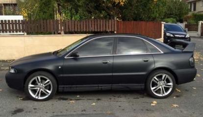 Audi A4 2.5L TDI V6 Quattro 1998
