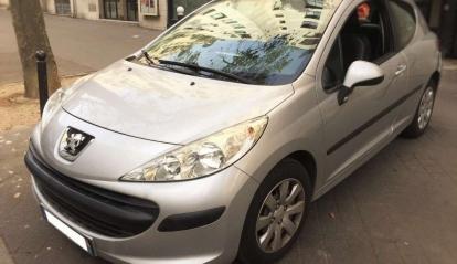 Peugeot 207 Style 1.4 VTI 2008