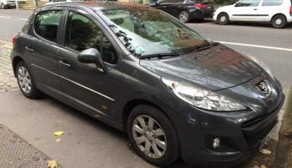 Peugeot 207 1.4 HDi Trendy 2011
