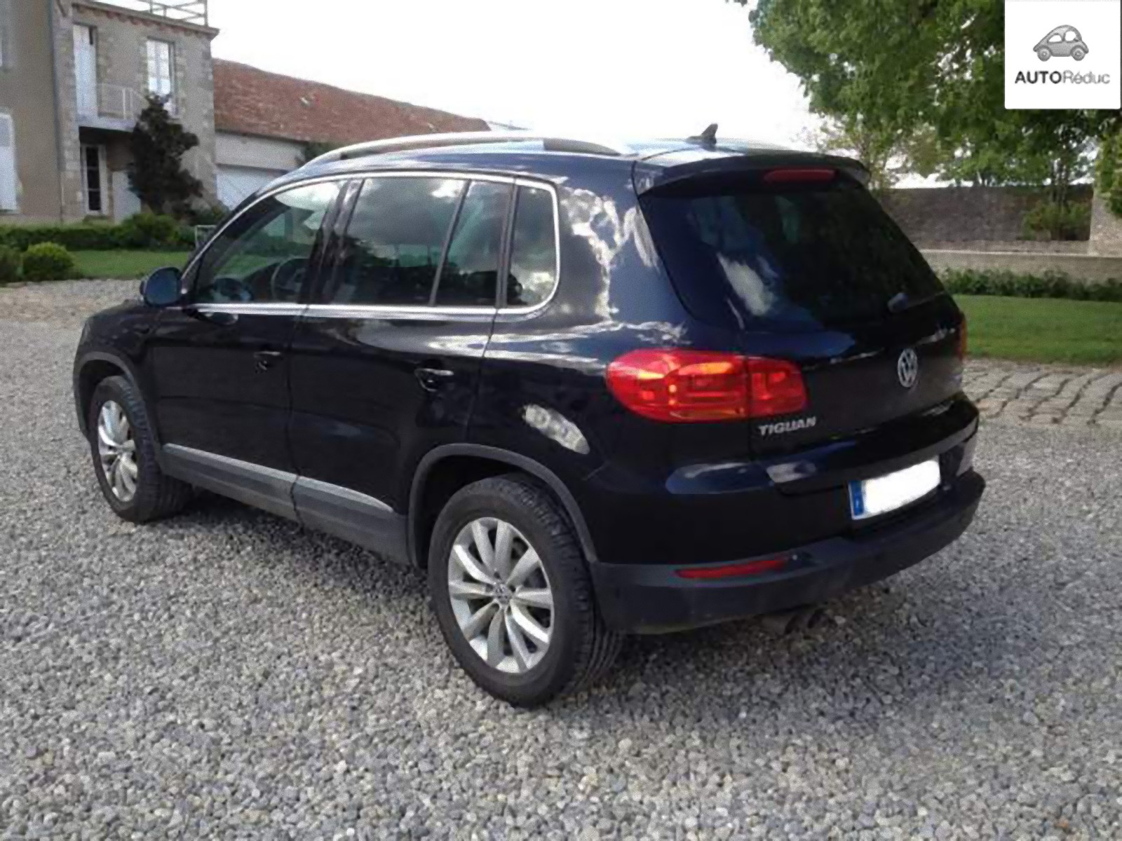 achat volkswagen tiguan sportline 2 0tdi 140ch d 39 occasion. Black Bedroom Furniture Sets. Home Design Ideas