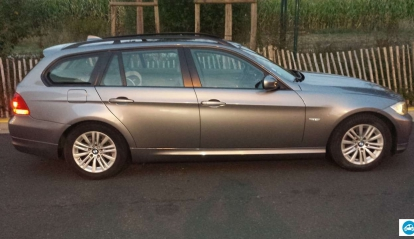 BMW Serie 3 318 D Touring Pack Luxe 2009