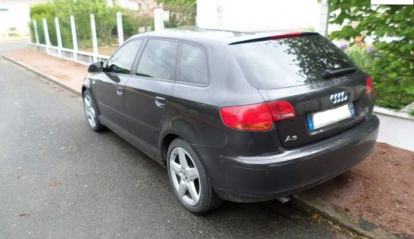 Audi A3 sporback 140 Ambition Luxe