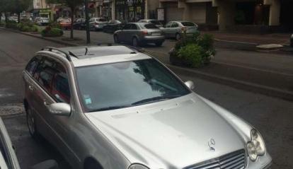 Mercedes C 220 CDI 2003