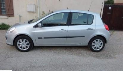 Renault Clio III 1.5 dCi 2008