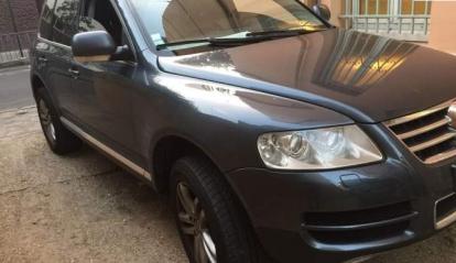 Volkswagen Toareg V10 2014