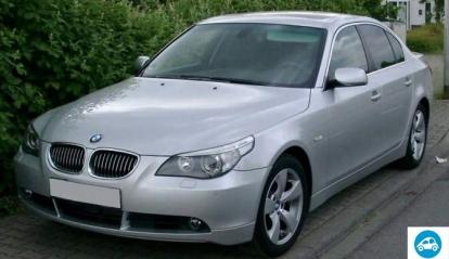 BMW Serie 5 530D E60 2004