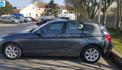 BMW Séries 1 120 D Finition Exécutif 2012