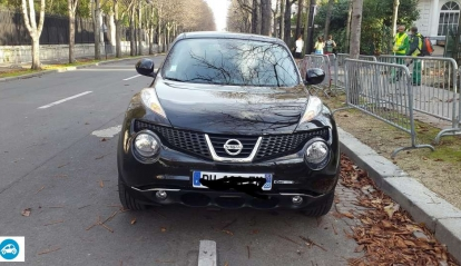 Nissan Juke 1.5 dCi Ultimate édition 2014