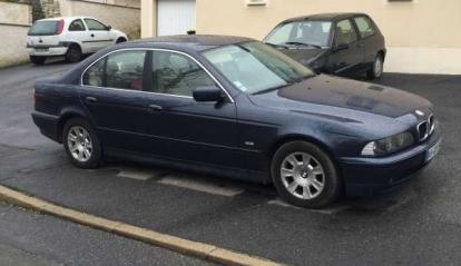 Bmw Serie 5 525 D 2003