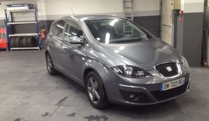 Seat Altea TSI i-Tech 2015