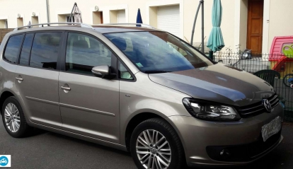 Volkswagen Touran 2 1.4 TSI 2014