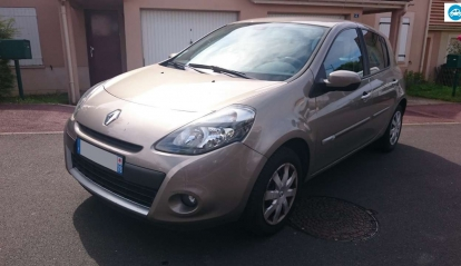Renault Clio III Phase 2 Dynamique TCE 2010