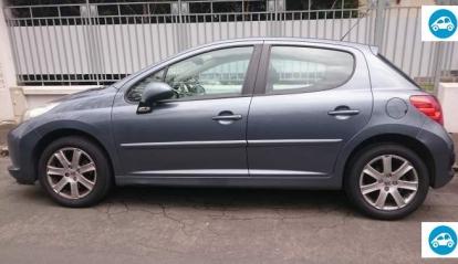 Peugeot 207 1.6 HDI 90 Premium Pack 2007