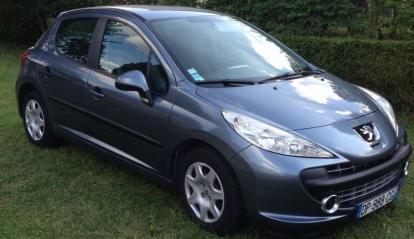 Peugeot 207 1.4 L 2007