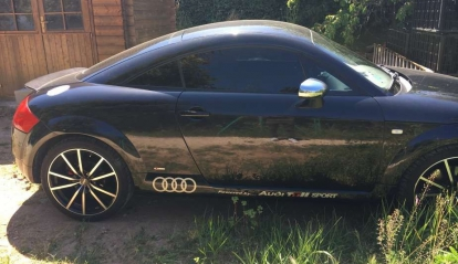 Audi TT 1.8 T S-line 2005