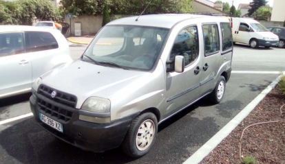 Fiat Doblo 1.9 D 2001