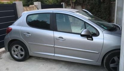 Peugeot 207 1.4 L HDI 2012