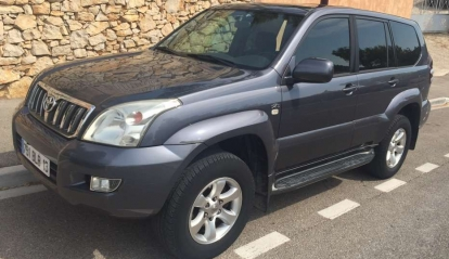 Toyota Land Cruiser KDJ VXV 3L 2006