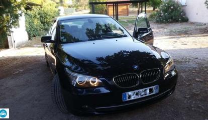 BMW Série 5 2.5 L BVA 2008