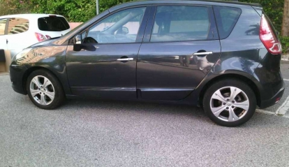 Renault Scenic III dCI Dynamique 2010