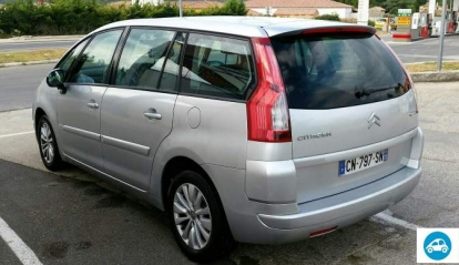 Citroën Grand C4 Picasso 2007