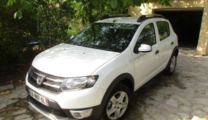 Dacia Sandero Stepway Prestige 1.5 dCi 2016
