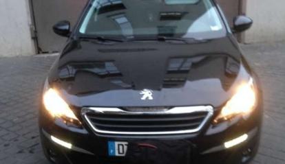 Peugeot 308 1.6 L 2015
