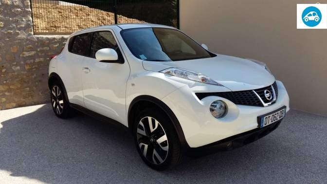 achat nissan juke 1 5 dci tekna 2014 d 39 occasion pas cher 14 300. Black Bedroom Furniture Sets. Home Design Ideas