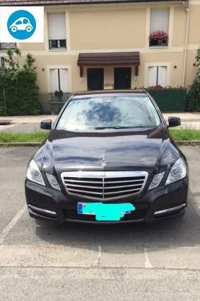 Mercedes Class E 2012