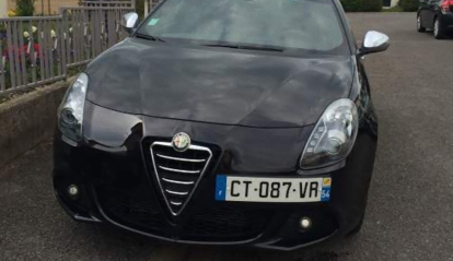 Alfa Romeo giulietta 1.6L 105 ch