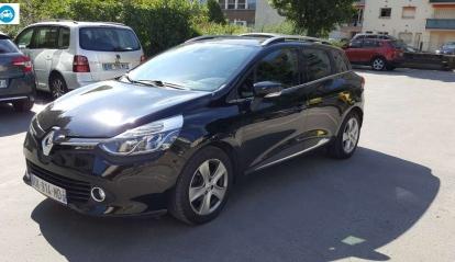 Renault Clio Estate 1.5 dCi Energy Intens 2014