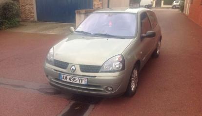 Renault Clio II 1.5 DCI 2003