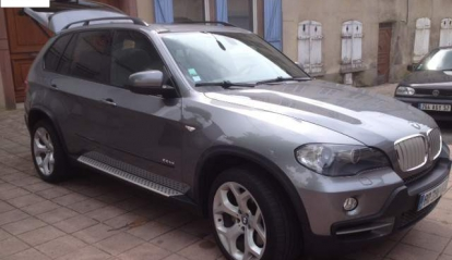 BMW X5 3.5 SD Exclusive 286 ch