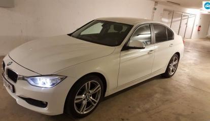 BMW Serie 3 318D 2013