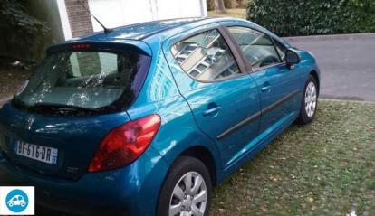 Peugeot 207 1.6 HDI 2006