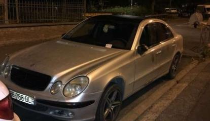 Mercedes E200 CDI 2003