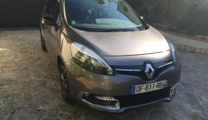Renault Scenic III Bose DCI 2013