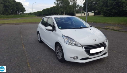 Peugeot 2081.4 HDI FAP Business Pack 2014