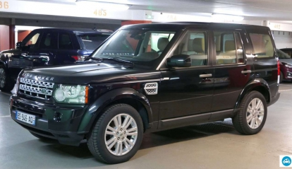 Land Rover Discovery 4 3.0 SDV6 DPI HSE 2011