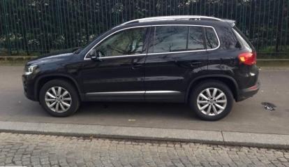 Volkswagen Tiguan 2.0 TDI 2014