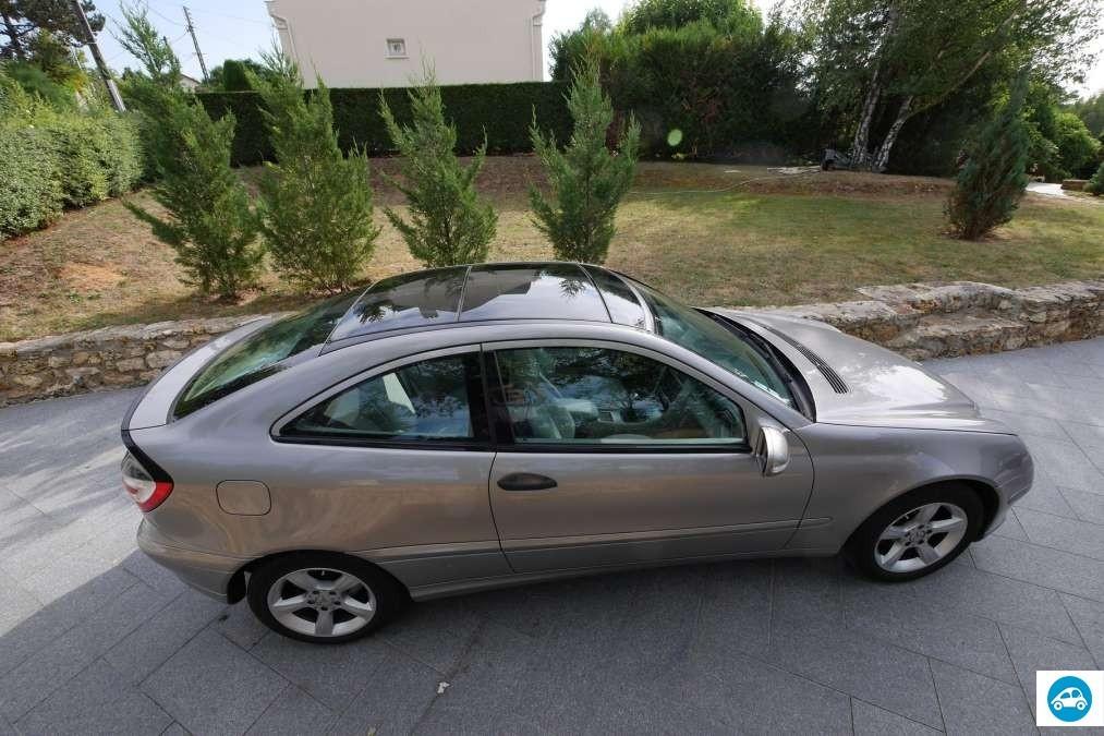 Achat mercedes classe c coupe sport c200 cdi 2006 d - Mercedes classe c cdi coupe sport occasion ...
