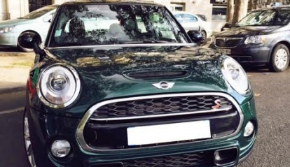 Mini Cooper S Full Option 2013