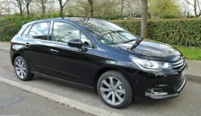 Citroen C4 Puretech 1.2 L EAT6 Shine 2016